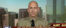 Arizona Sheriff Calls For Ending Limits On Open And Concealed Carry