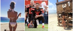 Johnny Manziel's Sister Continues To Make Waves On The Internet