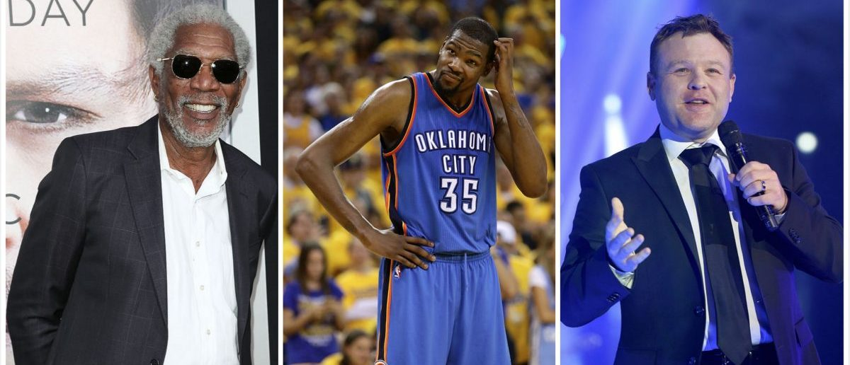Kevin Durant (Credit: Getty Images)