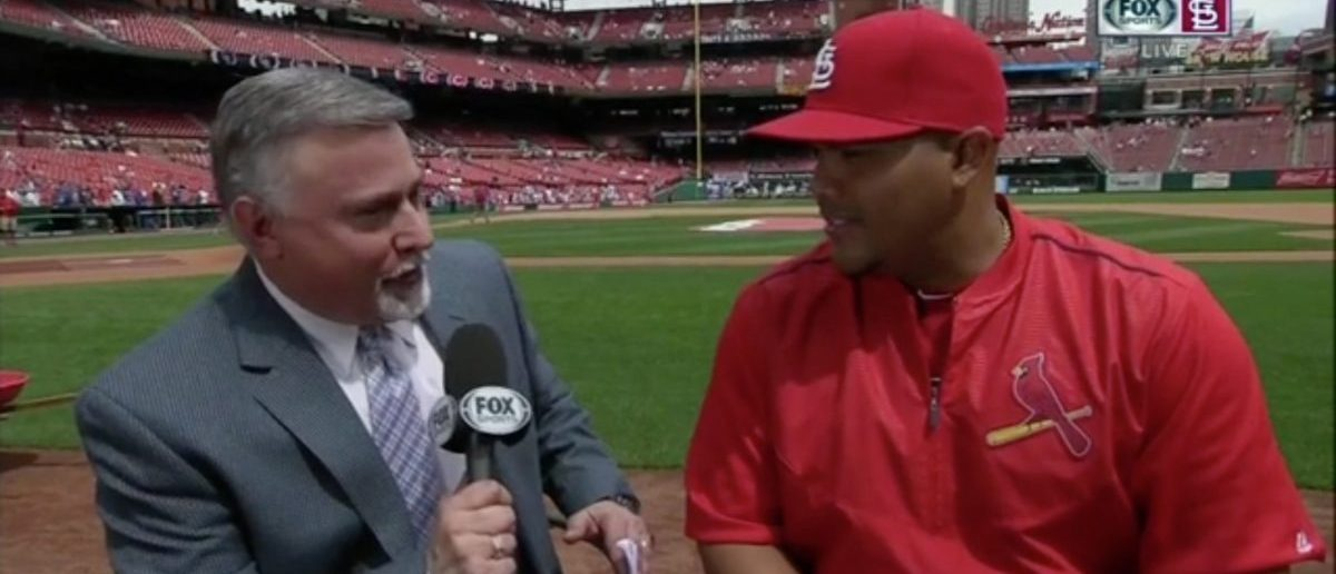 Brayan Pena (Credit: Screenshot Twitter Video FSMidwest)