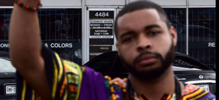 Micah X. Johnson, Dallas police shooting suspect. (Facebook)
