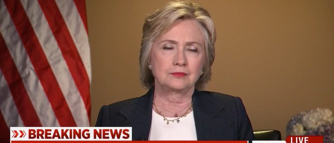 Hillary: 'All Of Us' Are Racist (MSNBC)
