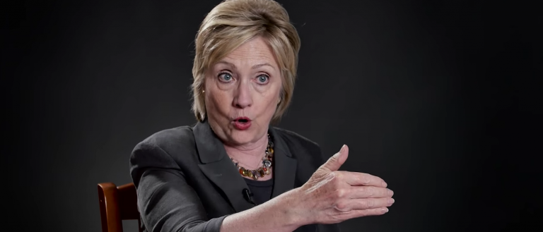 Hillary Clinton is interviewed by Vox