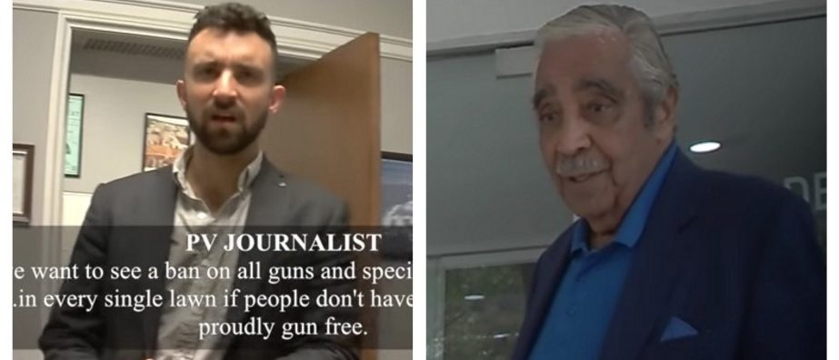 HIDDEN CAM Catches Anti-Gun Congressman, Staffers REFUSING To Advertise Homes As 'Gun Free Zones' (Project Veritas)