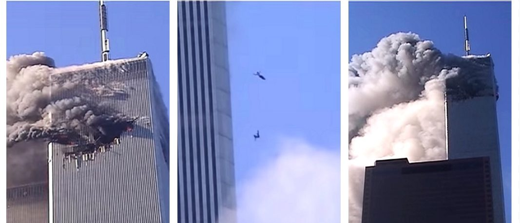 The 'Clearest 9/11' Footage On The Internet Goes Viral (FOIA YouTube)