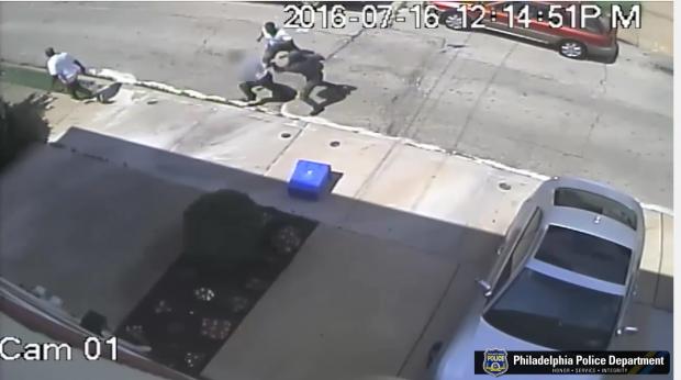 (Youtube Screenshot/ PhiladelphiaPolice)