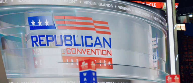 RNC 2016 GOP Convention (Grae Stafford/Daily Caller)