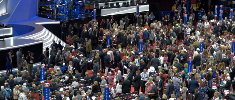 RNC 2016 Republican Convention (Daily Caller/Grae Stafford)