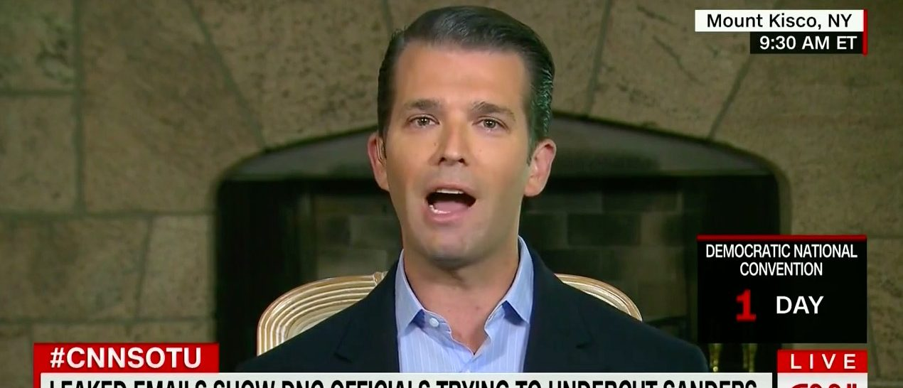 Donald Trump Jr. (CNN)