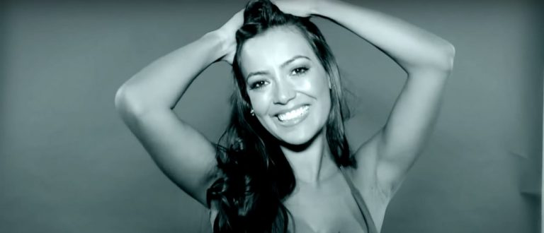 Luciana Andrade (Credit: Screenshot/Youtube UFC - Ultimate Fighting Championship Brasil)