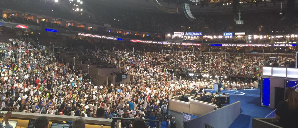 Democratic National Convention 2016 (Daily Caller/Kerry Picket)