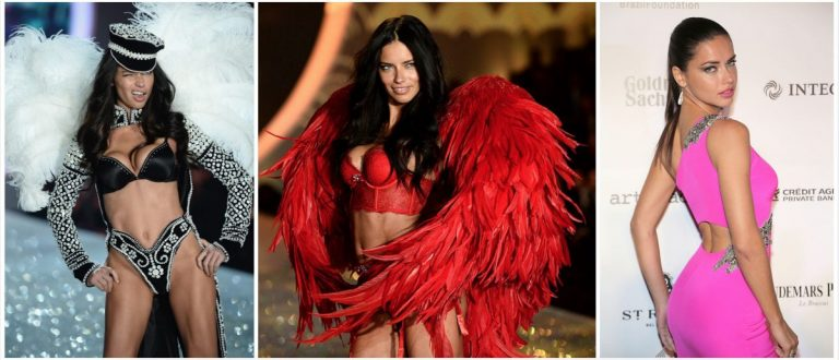 Adriana Lima (Credit: Getty Images)