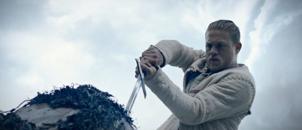 King Arthur (Credit: Screenshot/Youtube Warner Bros. Pictures)