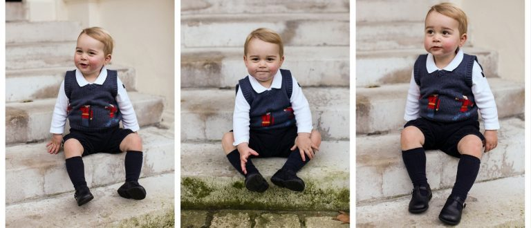 Prince George (Getty Images)