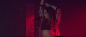 JoJo performing in New York City in 2015 (YouTube screenshot)