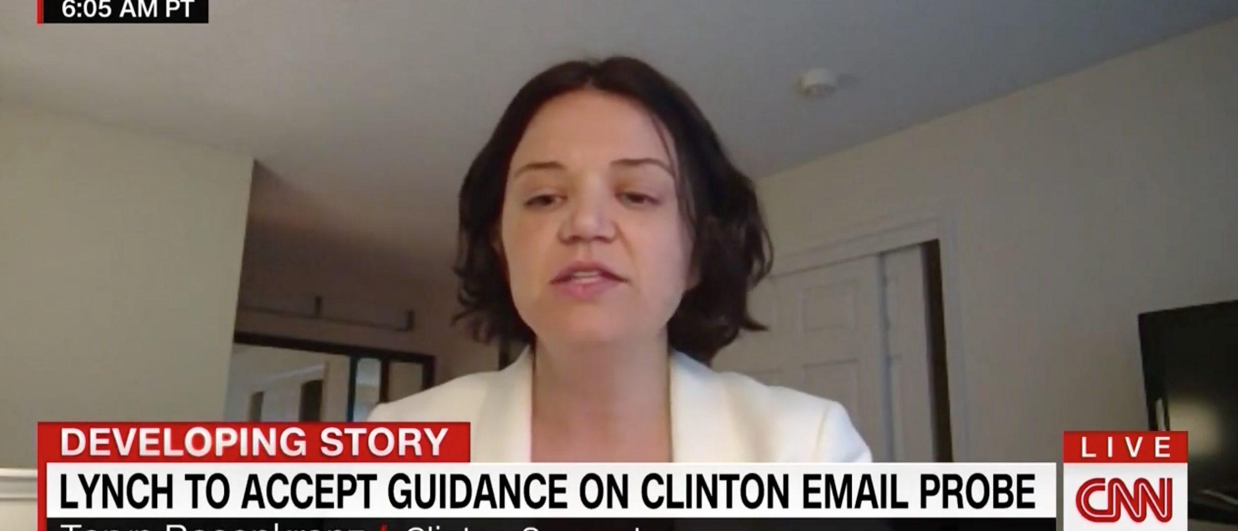 Taryn Rosenkranz, Screen Grab CNN, 7-1-2016