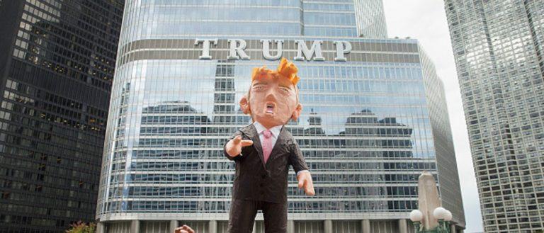 Trump Chicago Getty Images/Scott Olson