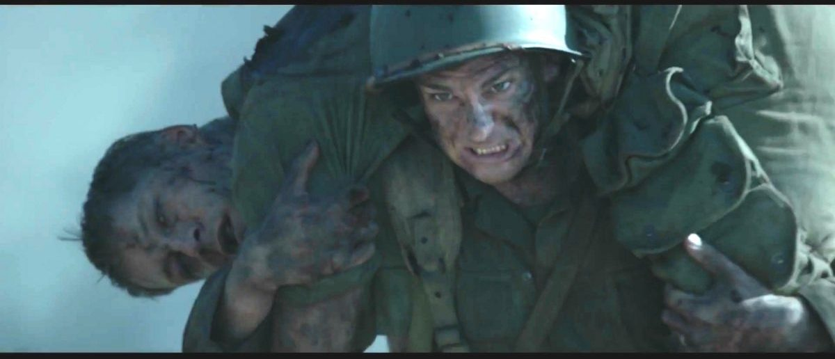 Hacksaw Ridge (Credit: Screenshot/Youtube Movieclips Trailers)