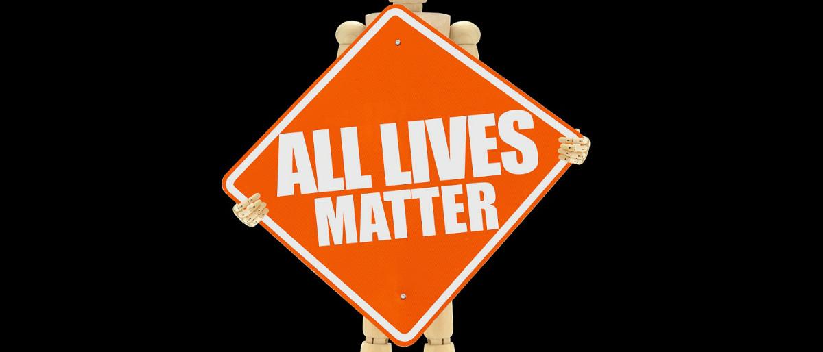 all lives matter Shutterstock/rSnapshotPhotos