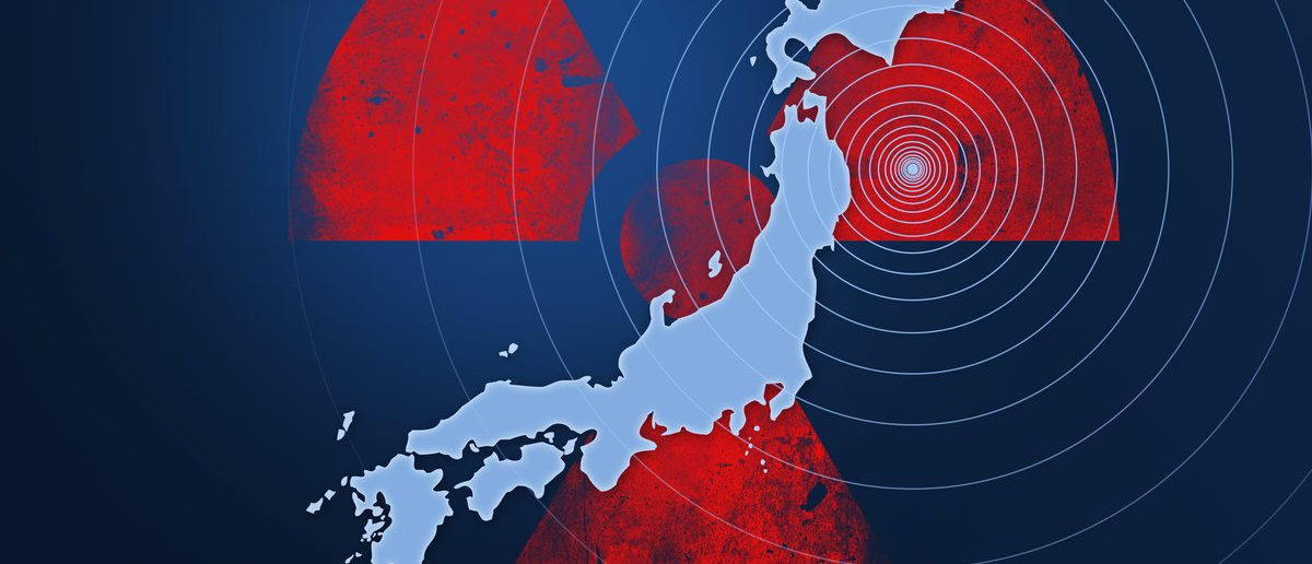 Japan facing a nuclear disaster caused by earthquake in 2011. (Shutterstock/Chuong Vu)
