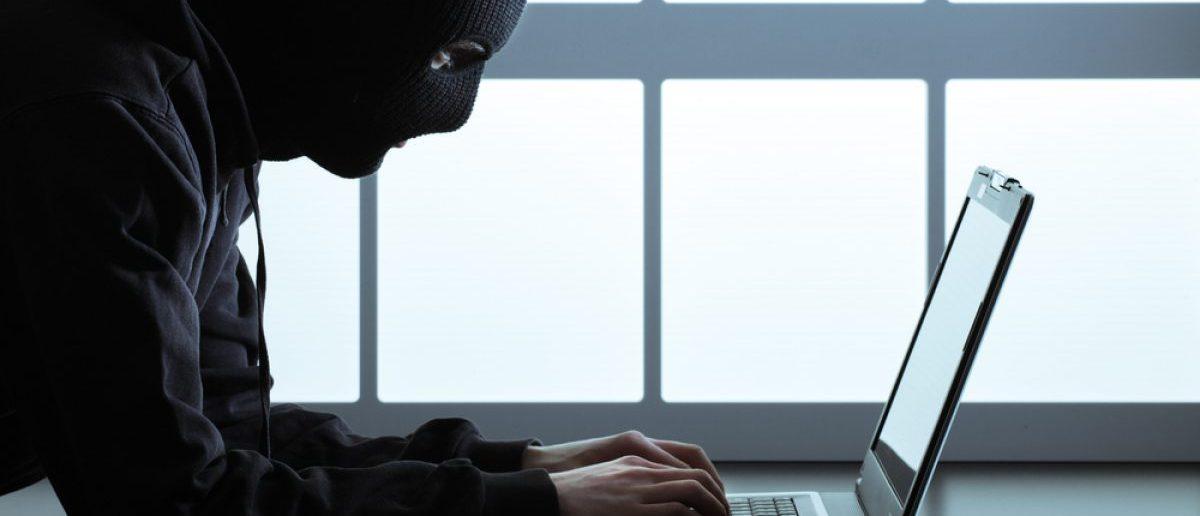 Computer Terrorist [Shutterstock - Stokkete]