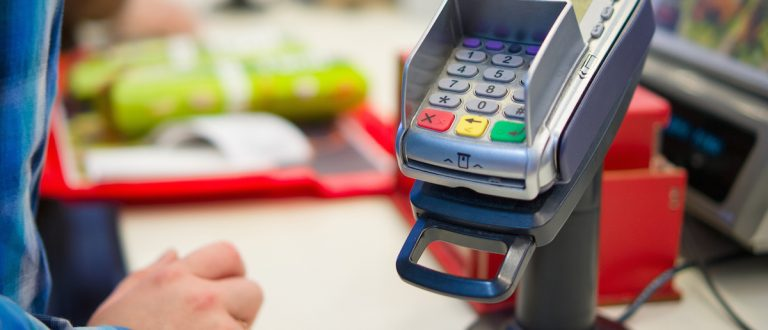 Electronic Benefit Transfer (EBT) cards work like debit cards Photo:Shutterstock