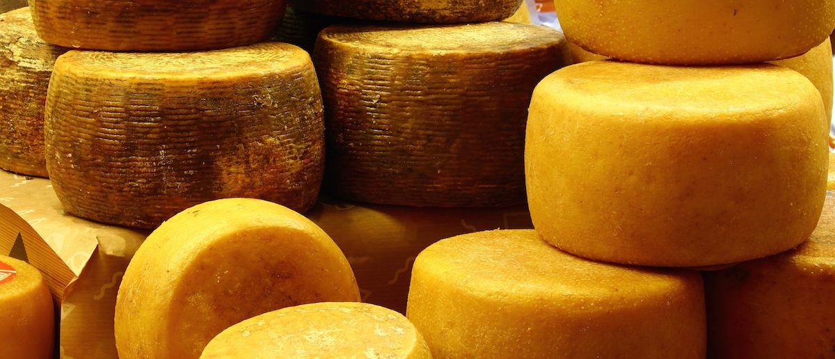 There Is A Lot Of Cheese In The National Stockpile Photo: Shutterstock