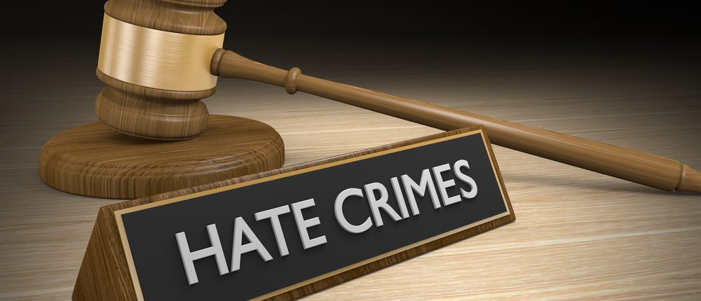 Hate Crime (Shutterstock)