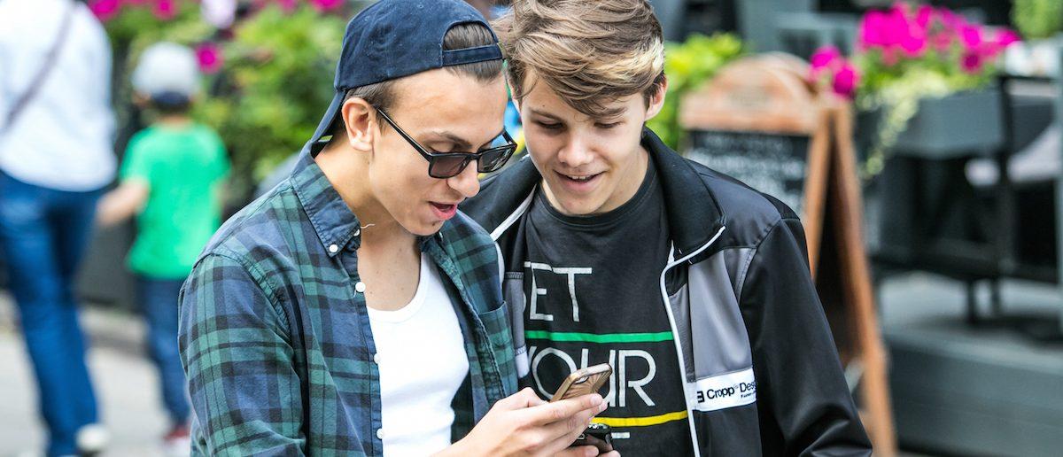 Millennials Play The Popular Pokemon Go Game. Photo:Shutterstock