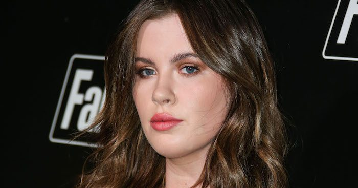 LOS ANGELES, CA, USA - NOVEMBER 05: Model Ireland Baldwin arrives at the Fallout 4 Video Game Launch Party held in Downtown Los Angeles on November 5, 2015 in Los Angeles, California, United States. (Photo by Xavier Collin/Image Press) Pictured: Ireland Baldwin Ref: SPL1171049 051115 Picture by: Xavier Collin/Image Press/Splash Splash News and Pictures Los Angeles: 310-821-2666 New York: 212-619-2666 London: 870-934-2666 photodesk@splashnews.com