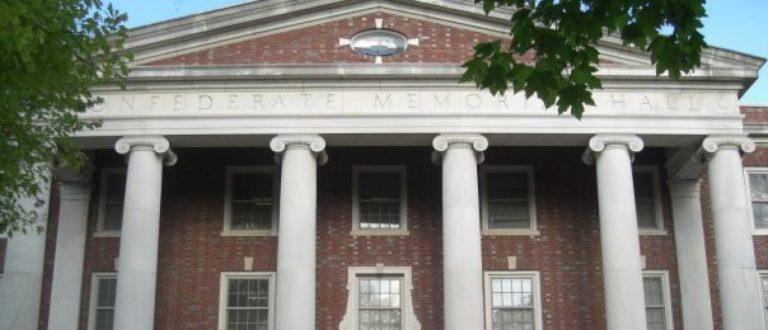 Confederate Memorial Hall at Vanderbilt University, soon to be renamed. [Wikipedia/Public Domain]