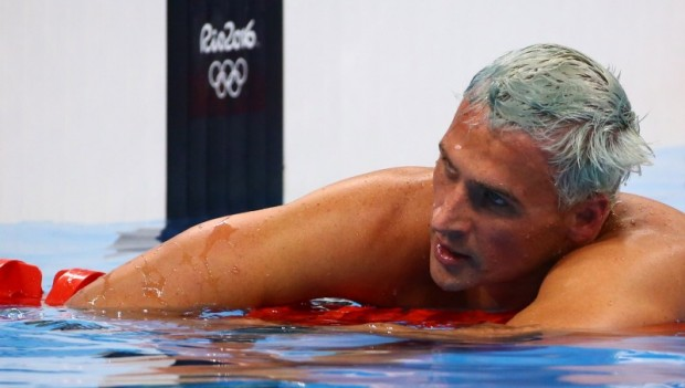Ryan Lochte (Photo: Reuters)