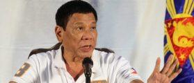 Duterte: I'll Massacre Druggies Like Hitler Did The Jews