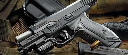 Gun Test: Ruger American Pistol | The Daily Caller