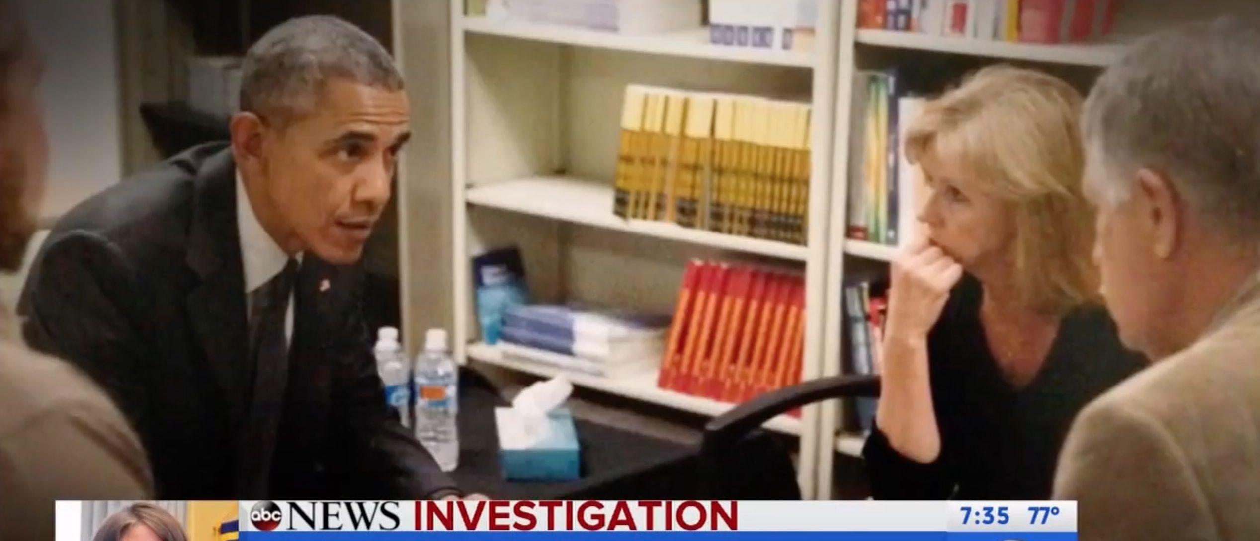 Barack Obama, Screen Grab ABC, 8-26-2016