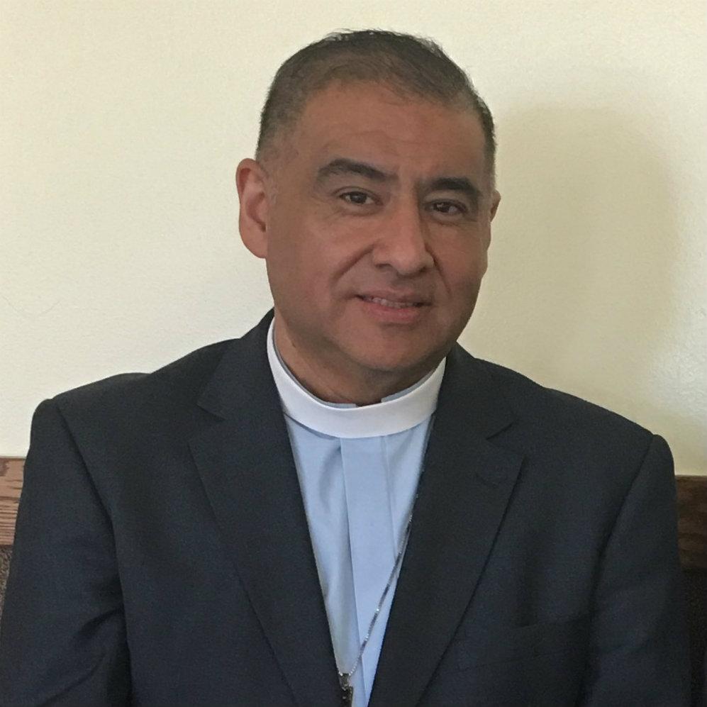 Photo of Bishop Juan Carlos Mendez