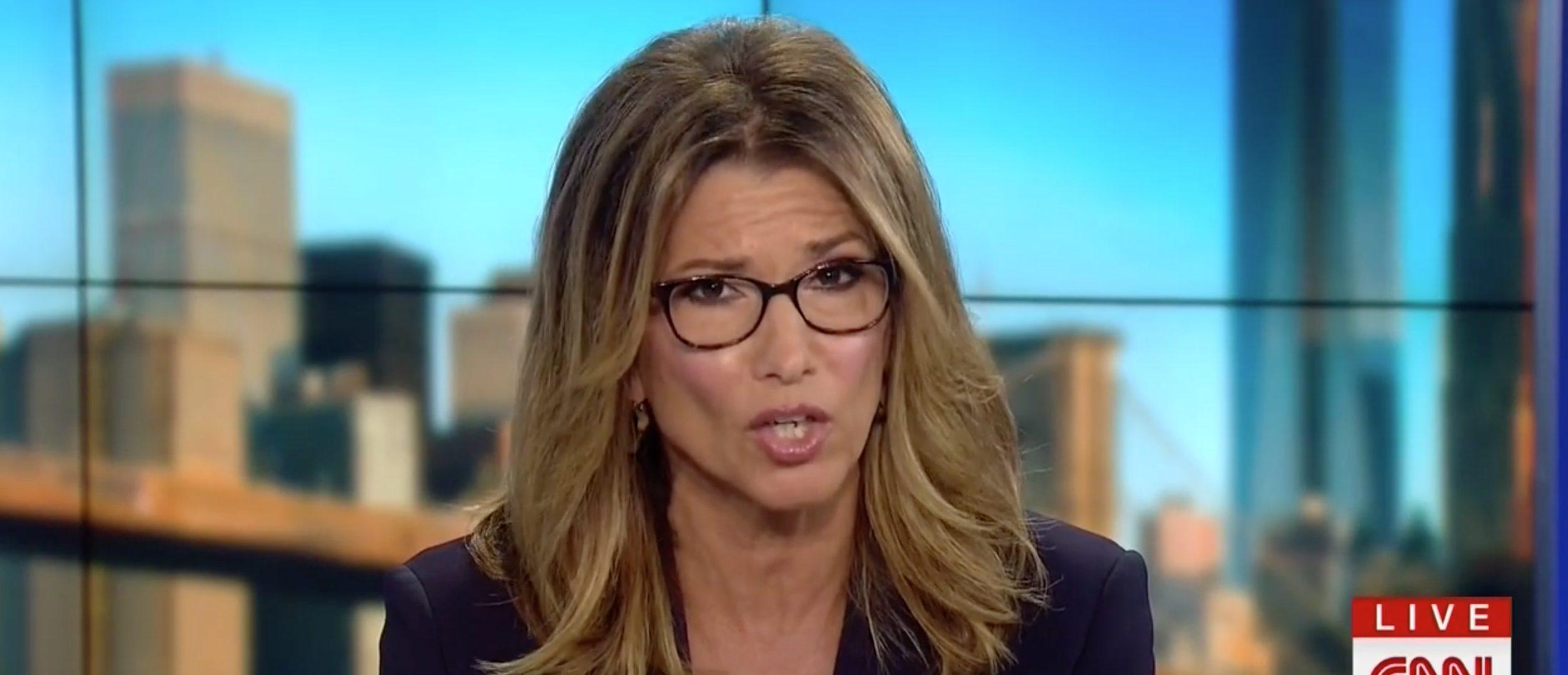 Carol Costello, Screen Grab CNN, 8-17-2016