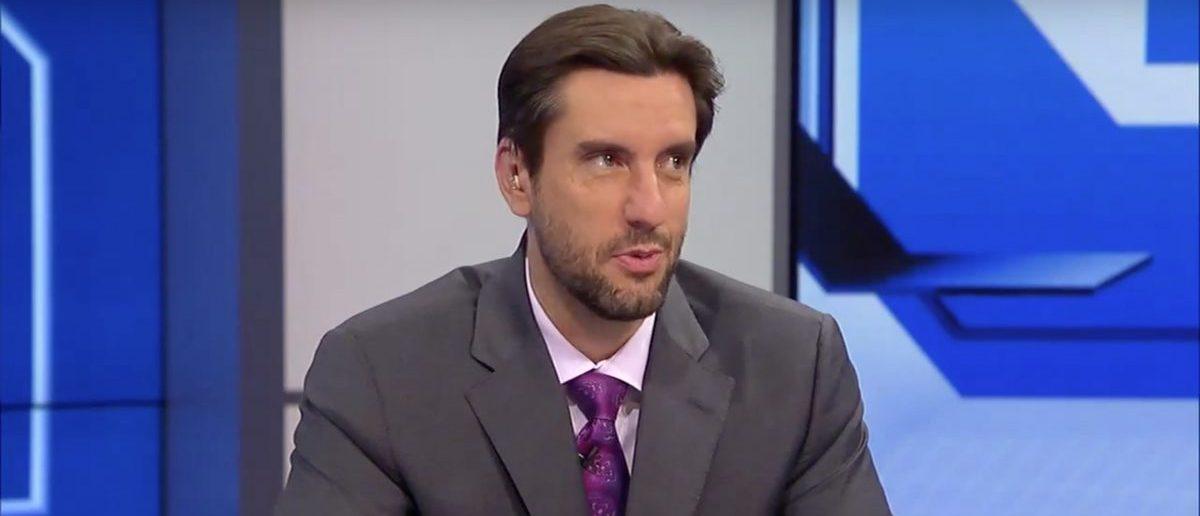 Clay Travis (Credit: Screenshot/Youtube Fox Sports Live)