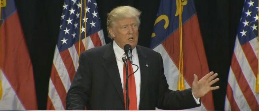 Donald Trump, Screen Grab RSBN YouTube, 8-18-2016