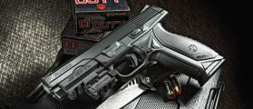 Gun Test: Ruger American In .45 ACP