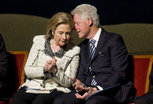 Hillary made mistake over emails:Bill Clinton