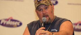Larry The Cable Guy: 'Hillary Clinton Will Be The End Of The Country'