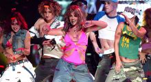 Britney's dancing set a standard for modern pop performances. (Photo by Frank Micelotta/Getty Images)