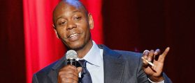 Dave Chappelle: 'Black Lives Matter Is A Terrible Slogan'