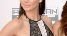 Kendall looking sexy at the 2014 American Music Awards in Los Angeles. (Photo by Jason Merritt/Getty Images)