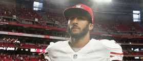 Kaepernick's Communist-Sympathizing Muslim Girlfriend Believed To Be Behind Protest