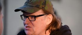Michael Moore Launches Website With Goal To Remove Trump From Office