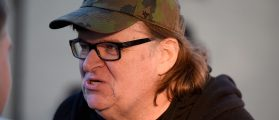 Michael Moore Calls On Americans To 'Disrupt' Trump's Inauguration