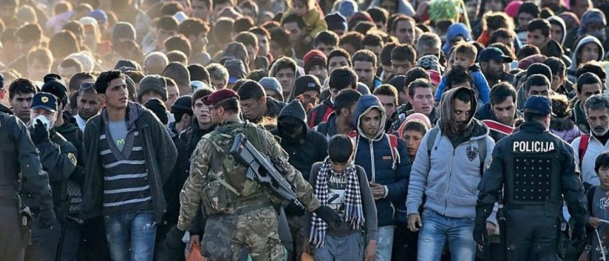2016 is on record to be the year with the most refugees ever worldwide, with some 65 million people displaced. (Getty Images)