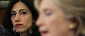 Vanity Fair: Huma Is A 'Feminist Hero' Because She Stayed With Weiner To Get Hillary Elected